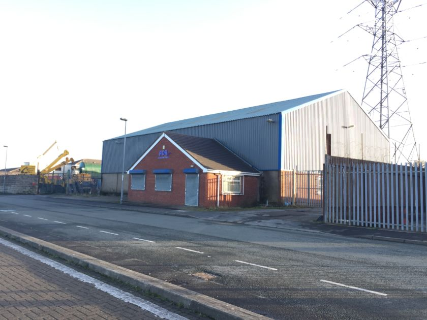 BA Commercial have sold 10 Dock Road, Connahs Quay to local company IRM Carpets