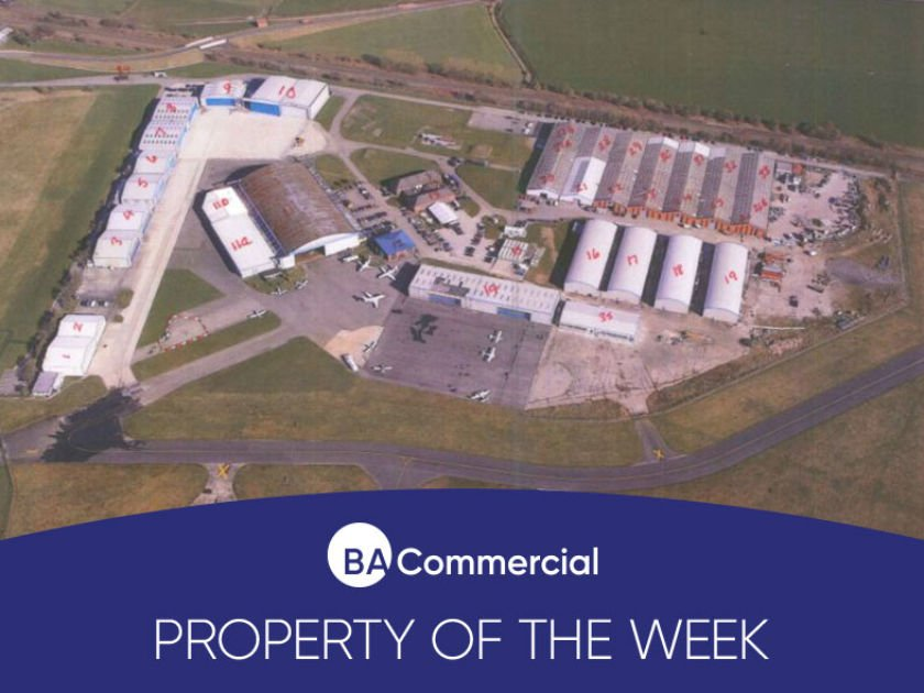 BA Commercial property of the week - Aviation Park